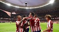 اتليتكو مدريد يتعثر امام فريق غرناطة بالتعادل الاجابي بهدف لمثله في الجولة الرابعه عشر من الدوري الاسباني