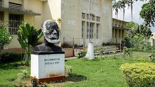 This is the Arquivo Histórico de São Tomé e Príncipe