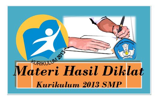 Diklat Kurikulum 2013 SMP