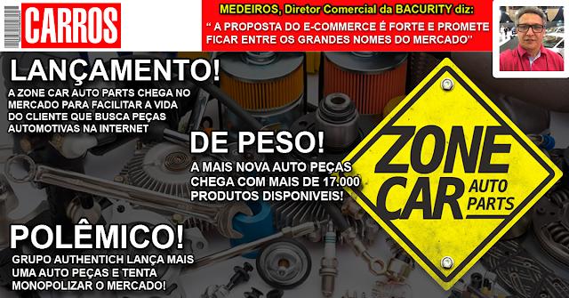 Zone Car Auto Parts - Auto Peças Online