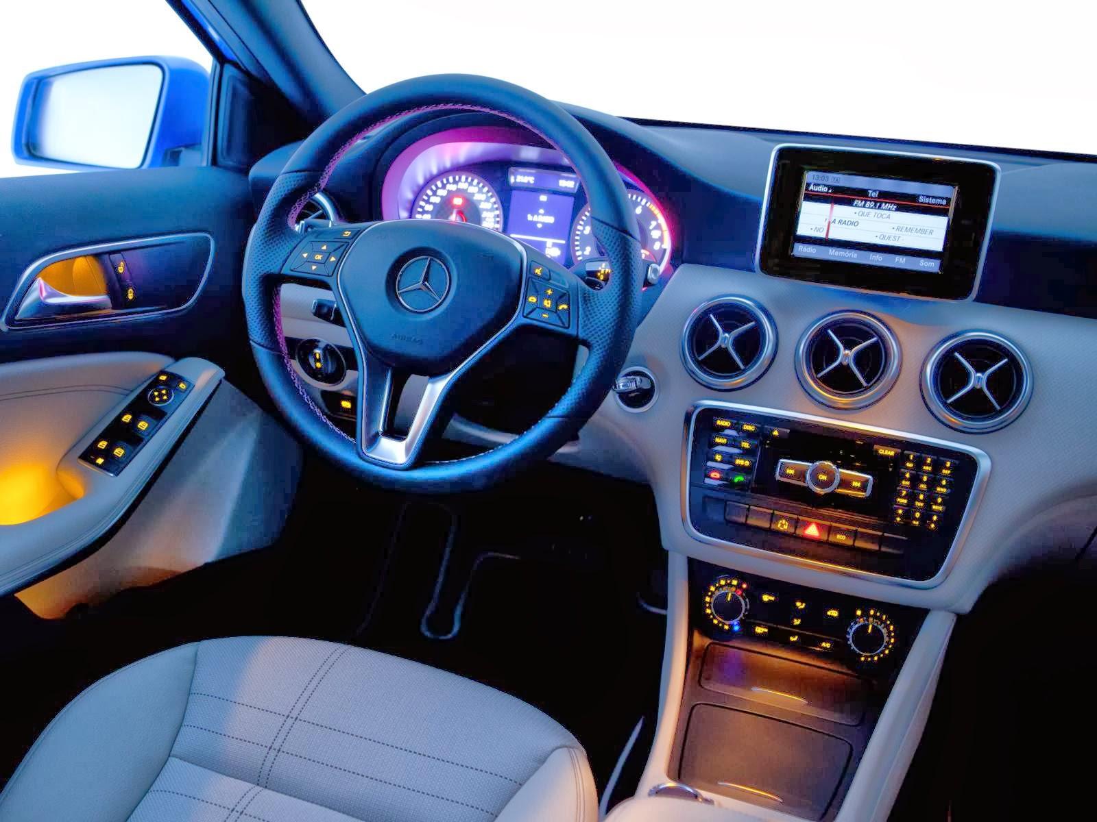 mercedes a200 lidera no segmento de hatchs premium car. Black Bedroom Furniture Sets. Home Design Ideas