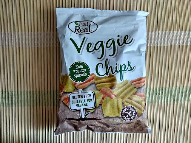 wegańskie jedzenie, co jedzą weganie, urban vegan, chipsy wegańskie