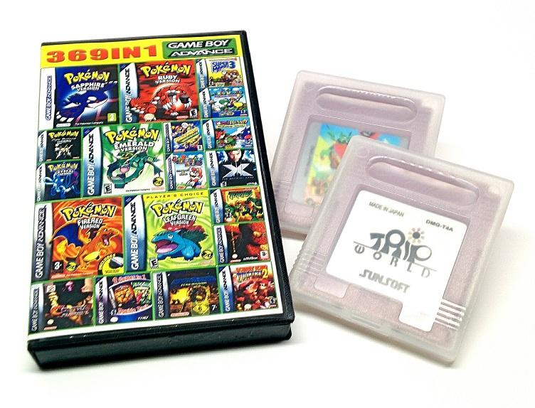 Gameboy 海賊版!?ゲームソフト ...