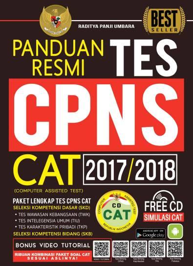 Buku Tes CPNS CAT 2019