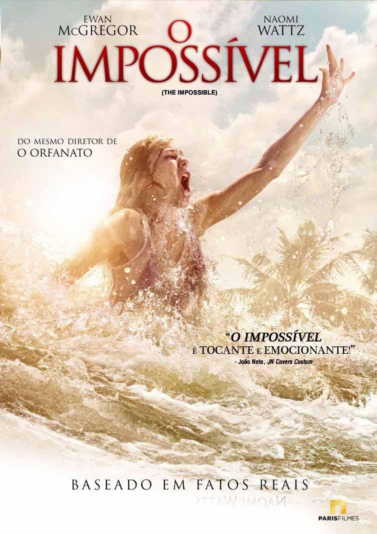 O Impossível Torrent – Blu-ray Rip 1080p Dublado (2012)