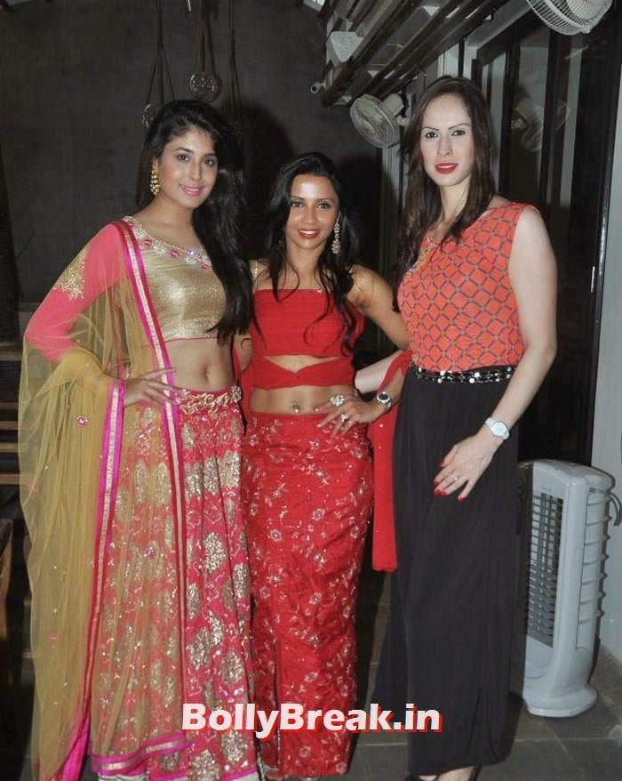 Kritika Kamra, Dimple Nahar, Fallon Khan