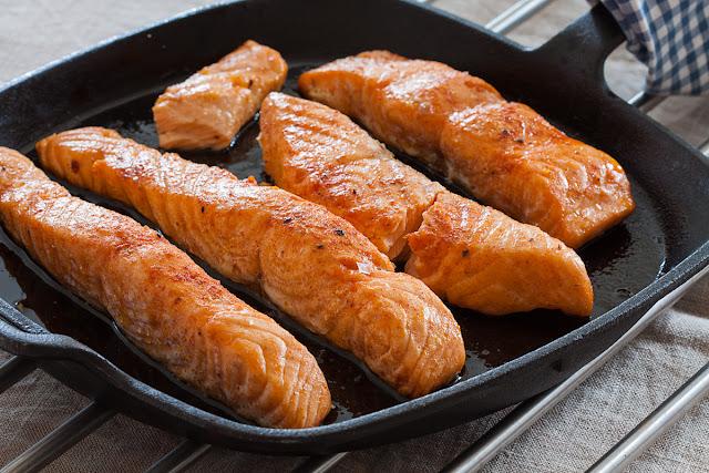 Kako napraviti pečeni losos