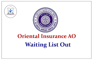 Oriental Insurance AO – Waiting List Out