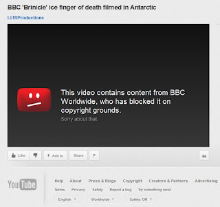 banned video youtube