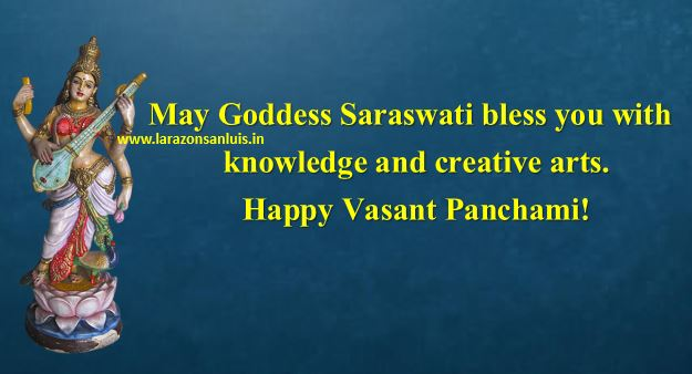 Vasant Panchami Wishes Images