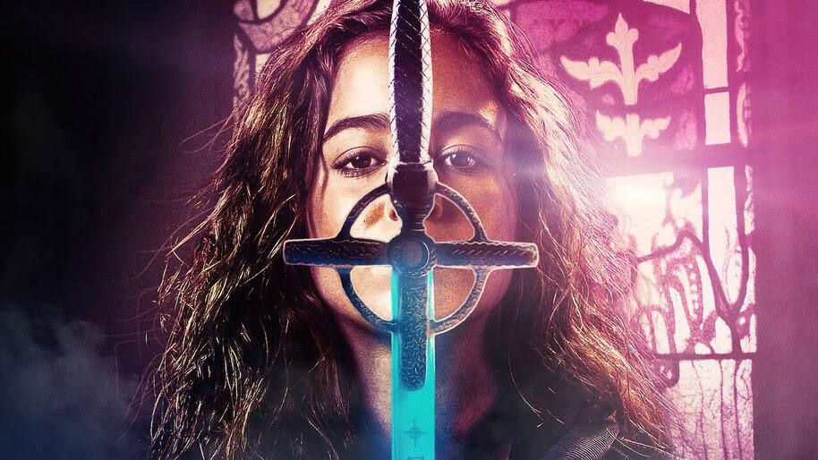 Warrior Nun, Netflix, Ava, Alba Baptista, 4K, #7.2204