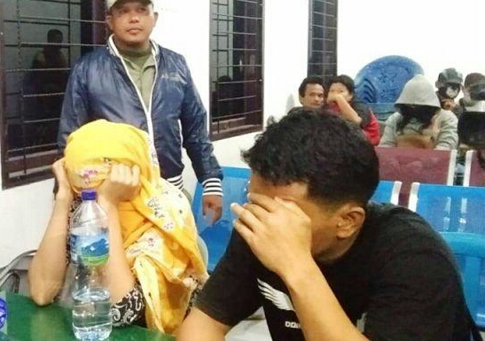 8 Pasangan Tanpa Indentitas Terjaring Razia Pol PP di Kota Kisaran