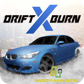Drift X BURN v2.1 Hileli APK (Market Hileli)