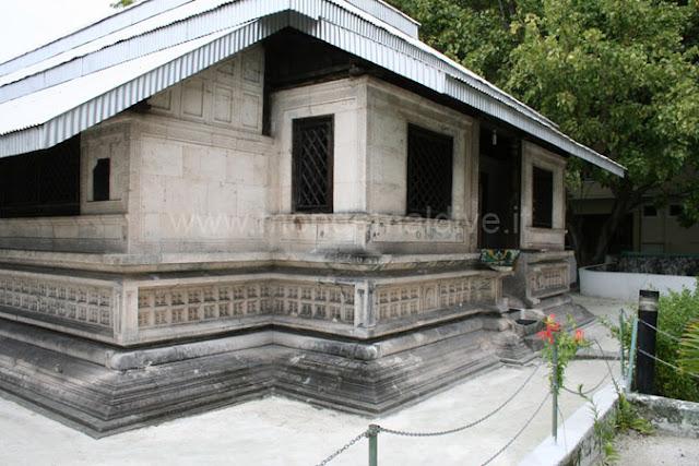 Hukuru Miskiiy Mosque
