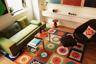 Tips for Design Layout Space selection of Modern family