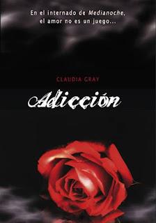 Medianoche II: Adicción, de Claudia Gray
