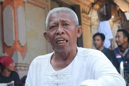 RIP Seniman Lawak Bali Pak Dolar