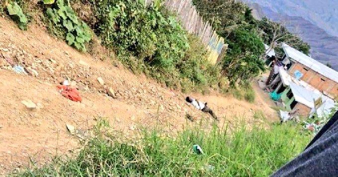 Continúa el asesinato de dos niños por grupos paramilitares