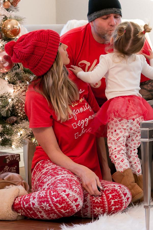 kiss santa daddy