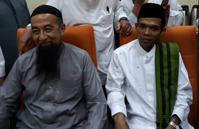Subhanallah.. Ustadz Abdul Somad Bisa Menyatukan Negeri Serumpun, Indonesia, Malaysia dan Bruney Darussalam