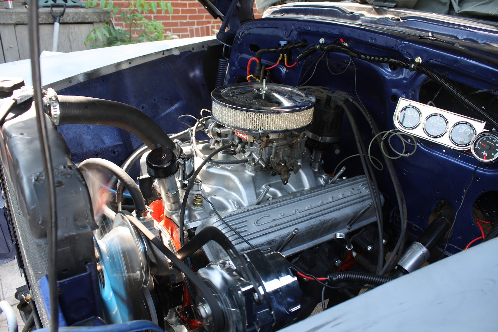 small resolution of 1951 chevy styleline wiring harness
