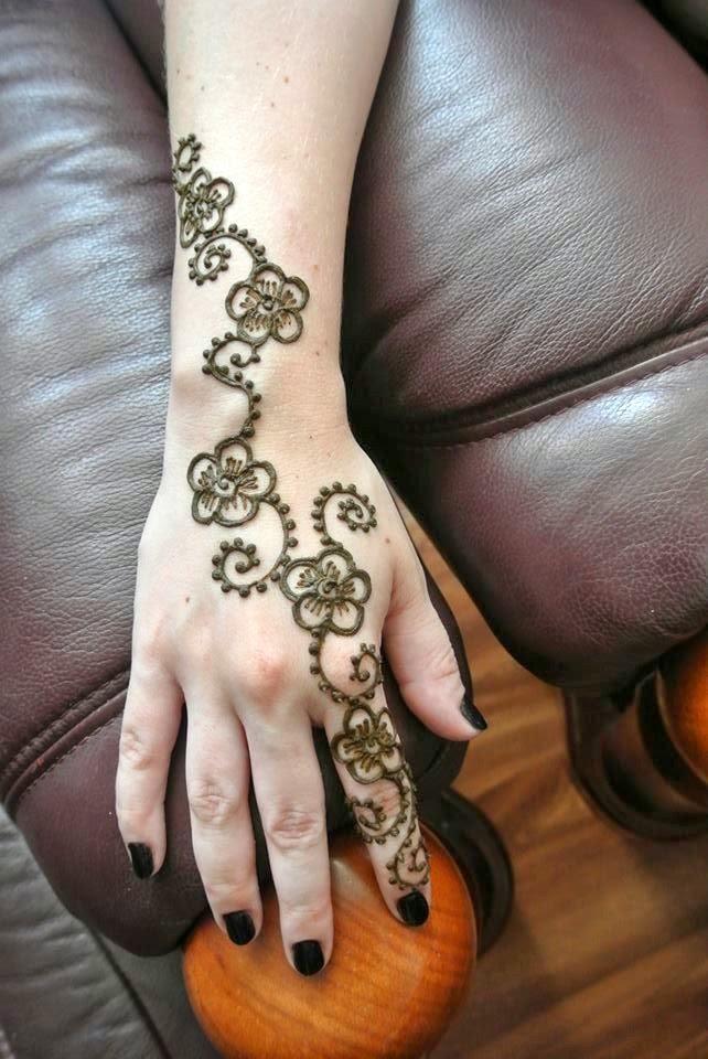 Top Henna Designs: Best Mehndi/Henna Designs 2014