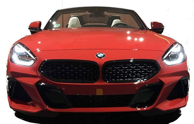 Novo BMW Z4 2019