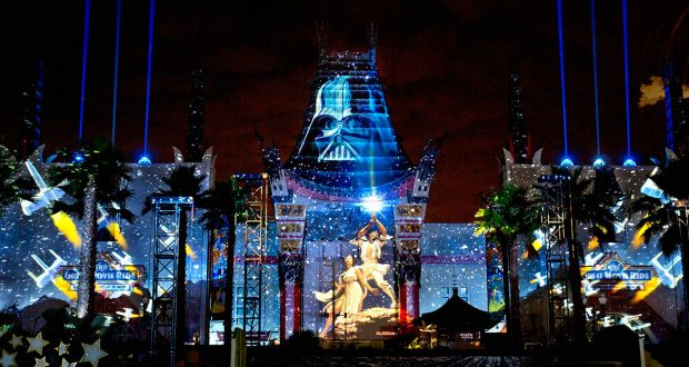 Star Wars -  Galactic Nights no Disney's Hollywood Studios