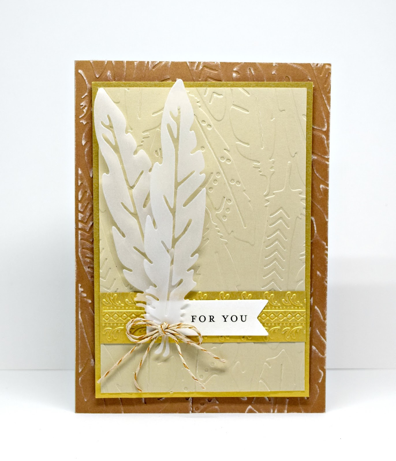 crafty creations with shemaine  summer  u0026 fall embossing