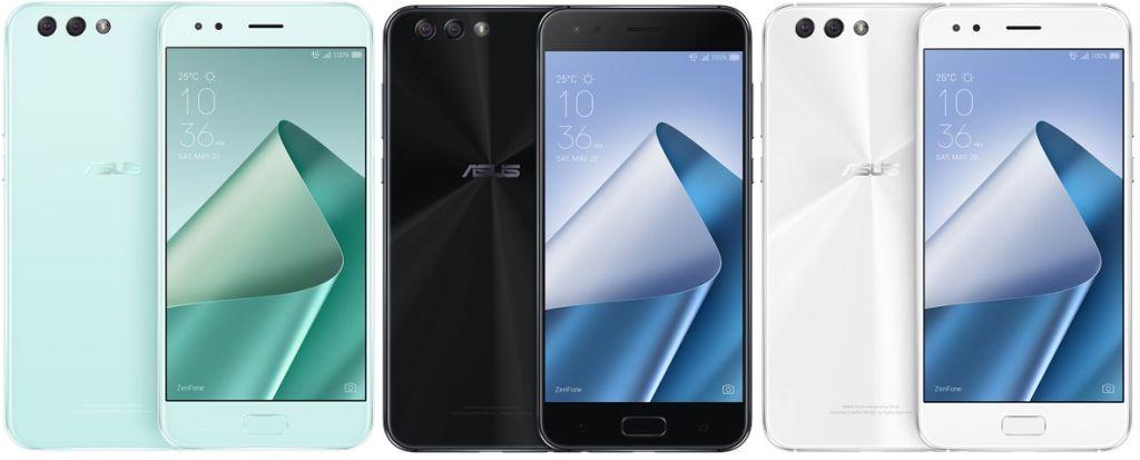 Hp Asus ZenFone 4 (ZE554KL) (2017) beserta harga dan Spesifikasi