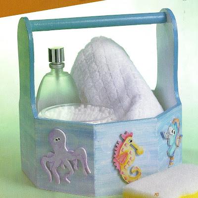 Manualidades para el baño ~ lodijoella