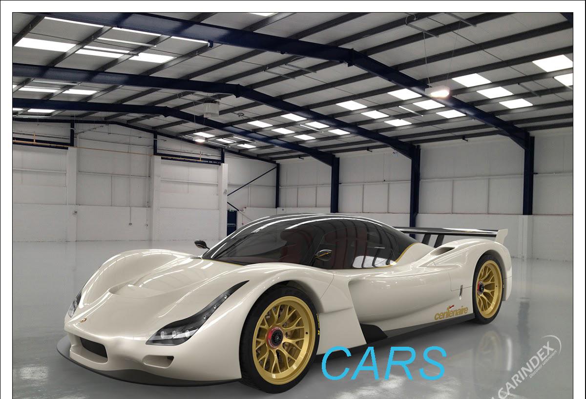 Monte Carlo Car announces Centenaire V12 along with 1100hp