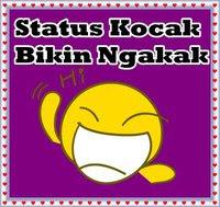 Status Kocak Facebook