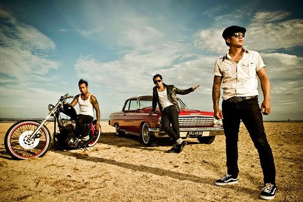 5 band punk keren punya indonesia
