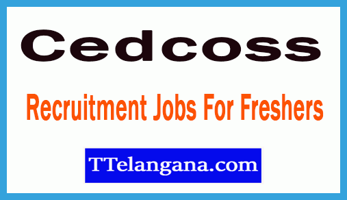 Cedcoss Recruitment Jobs For Freshers Apply