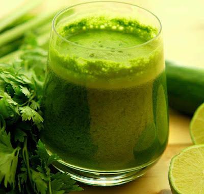 jugos y Licuados verdes nutritivos con espinaca