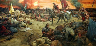 pertempuran gaxia oleh liu bang dan xiang yu