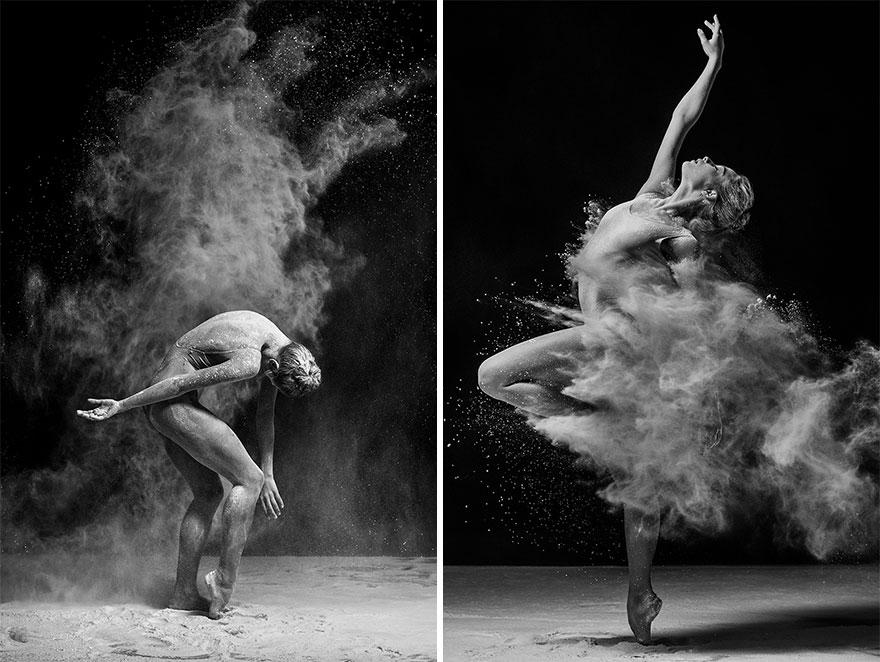 omorfos-kosmso.gr - Εκρηκτικά πορτρέτα χορού από τον Αλεξάντερ Γιάκοβλεφ (Εικόνες)