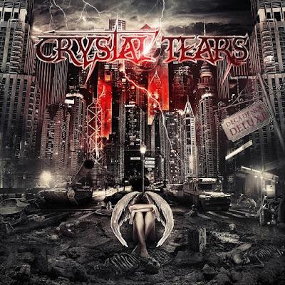 """Το βίντεο των Crystal Tears για το """"Evil vs Evil"""" από το album """"Decadence Deluxe"""""""