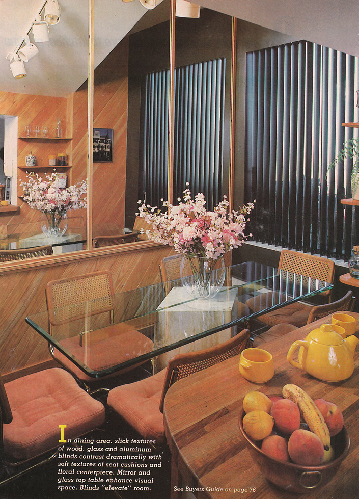 vintage goodness 1 0 vintage 80 s home decorating trends 80 Decorate Your Dining Room id=88529