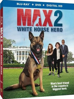Max 2 White House Hero (2017) 720p BluRay 850mb