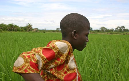 Agriculture is at the heart of Africa