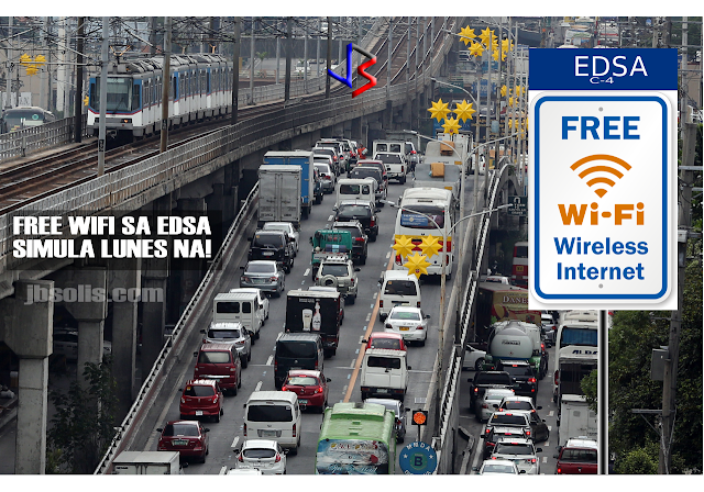 "Just in time for the National Independence Day Celebration, the Department of Information and Communications Technology has confirmed that the EDSA WIFI PROJECT will launch on the same day.  The DICT, together with the National Telecommunications Commmission (NTC), will formally launch the free Wi-Fi and high-speed Internet services, dubbed as ""Alay Para sa Malayang Pilipino,"" in the whole stretch of EDSA.  Free WiFi has long been in the discussion, even before President Duterte took office. In his very first SONA, the current president promised to provide free WiFi nationwide, and now he has delivered on that promise. The Chief Executive instructed the DICT ""to provide Wi-Fi access in selected public places throughout the country.""""I have ordered the newly-created DICT to develop a National Broadband Plan to accelerate the deployment of fiber optic cables and wireless technologies to improve Internet speed,"" President Duterte also said.  To make the EDSA project happen, the DICT employed strategies, which include providing access points in all MRT stations and in between stations and enhancing infrastructures for cellular services along EDSA. The WiFi network will be available to the entire 24-kilometer stretch of EDSA. Commuters will be able to login to the network for free for the 1st 30 minutes at a speed of up to 100Mbps.  Service testing of the project will be done today, June 10, so if you are travelling via EDSA, you may have an early taste of the Free WiFi while getting stuck on traffic. The Cubao to Guadalupe stretch is said to be a priority in the implementation. DICT's partner agencies include the Department of Transportation – Metro Rail Transit 3 (MRT3), PLDT and SMART, Globe Telecom, ABRATIQUE & ASSOCIATES, Metro Rail Transit Corporation (MRT DevCo), Metro Manila Development Authority (MMDA, Philippine Reclamation Authority (PRA), Manila Electric Company (MERALCO), Department of Public Works and Highways (DPWH), Light Rail Transit Authority (LRTA), Light Rail Manila Corporation (LRMC), and the local governments of Quezon City, Makati City, Mandaluyong and Pasay City. (PCO-Content)  The project will be followed by the implementation of Free WiFi in town plazas, parks, government offices, health units, and transport terminals including train stations, seaports, and airports around the country. The government is allotting Php3 billion for the 10-year internet project that aims to set up 100,000 Wi-Fi sites to address the poor internet access and connectivity in the country."