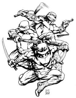 Universo Hq As Tartarugas Ninja
