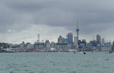 View of Auckland, Devonport