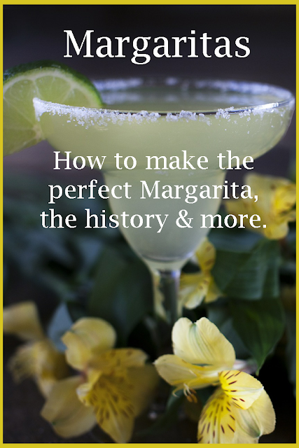 Learn how to make the perfect Margarita & other Margarita recipes.