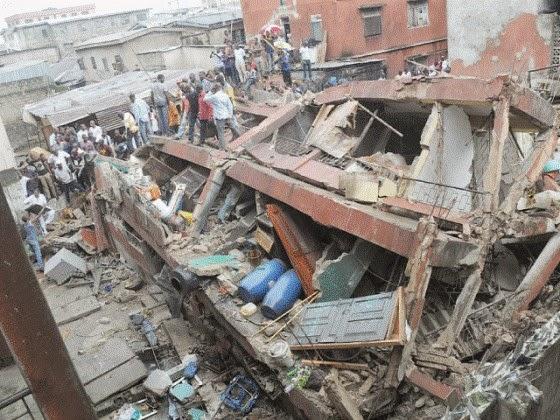tb joshua church collapsed