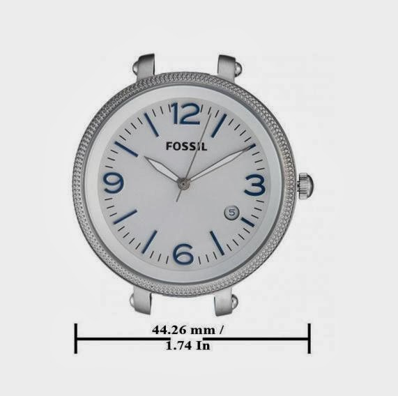 USA Boutique: Heather Three Hand Leather Watch