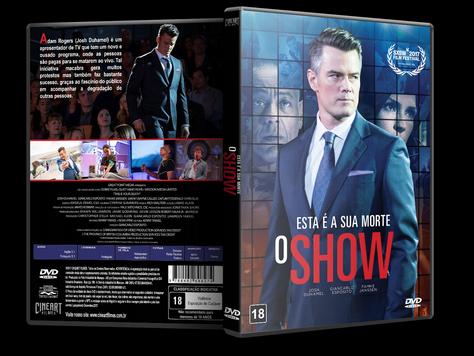 Capa DVD Esta é a Sua Morte O Show [Exclusiva]