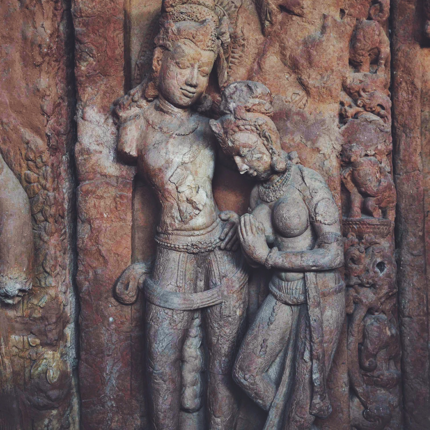 sirpur chhattisgarh budh vihar carvings lovers travel tourism